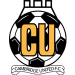 Cambridge United FC crest