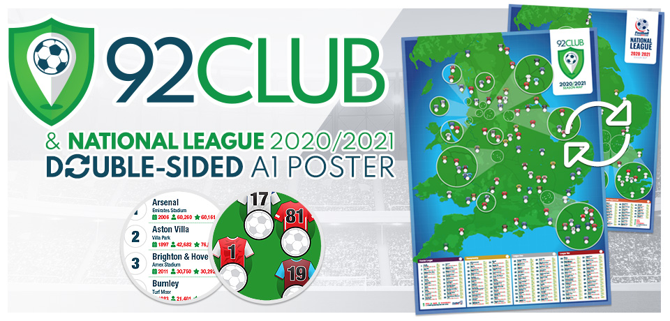 92 Club Wall Poster
