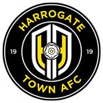 Harrogate Town FC crest