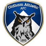 Oldham Athletic crest
